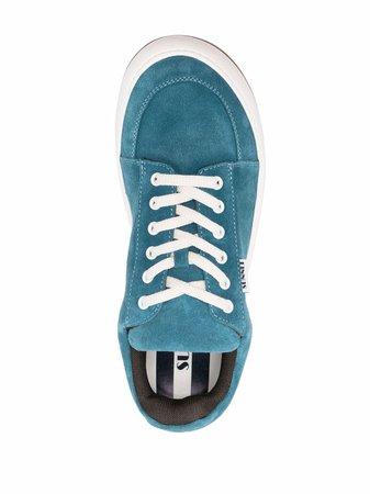 Sunnei Dreamy low-top Suede Sneakers - Farfetch