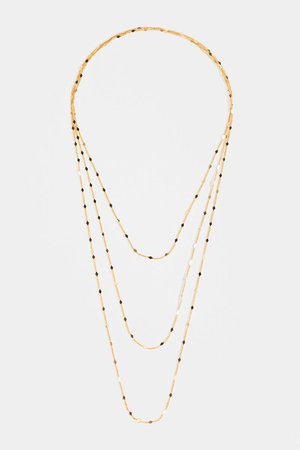 Eliza Delicate Layered Necklace | francesca's