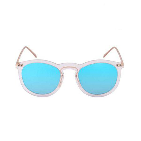 Accessories | Shop Women's Ocean Sunglasses Blue Nylon Uv3 Sunglass at Fashiontage | 20-22_BERLIN_BLUE-GOLD-248011