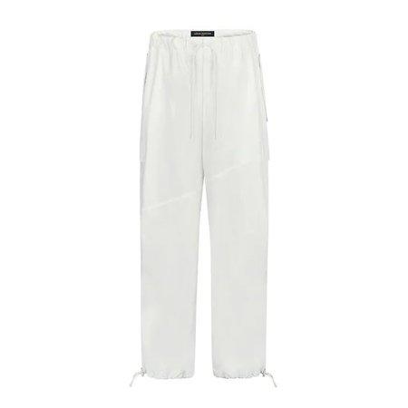 CARGO WIDE LEG TROUSERS - Ready-To-Wear | LOUIS VUITTON