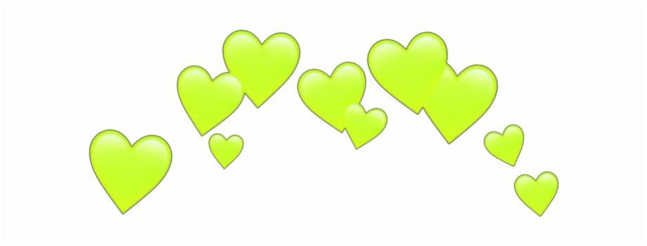 green hearts - Google Search