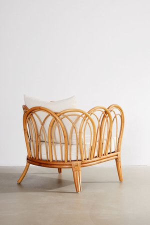 Melody Rattan Chair | Urban Outfitters