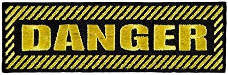 Danger Patch