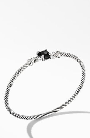 David Yurman Châtelaine® Sterling Silver Bracelet | Nordstrom