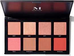 Morphe Online Only 8W Warm Master Blush Palette   Ulta Beauty