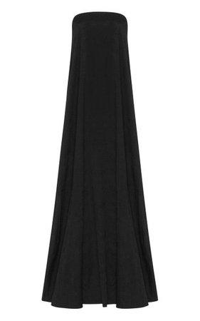 Delfina Strapless Jersey Maxi Dress By Anna Quan | Moda Operandi