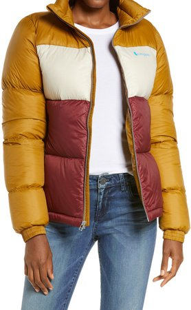 Solazo Down Puffer Jacket