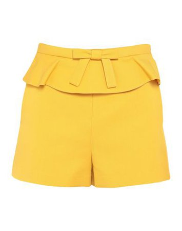 Redvalentino Shorts & Bermuda - Women Redvalentino Shorts & Bermuda online on YOOX United States - 35398997OJ