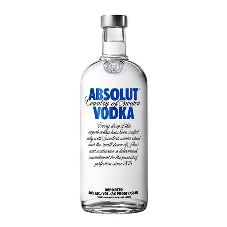 Vodka Absolut 750 ml | Walmart