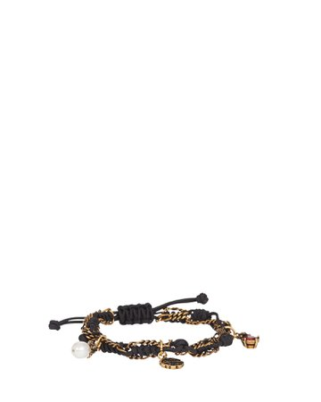 Alexander McQueen   Friendship Charm Bracelet   INTERMIX®