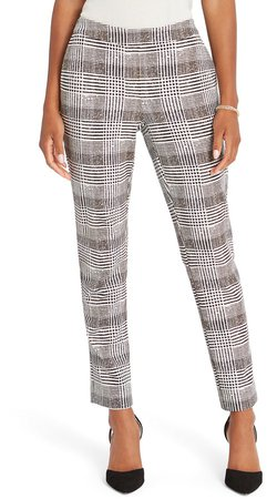 Modern Plaid Pants
