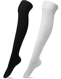 Women's Over The Knee High Socks Knee Socks