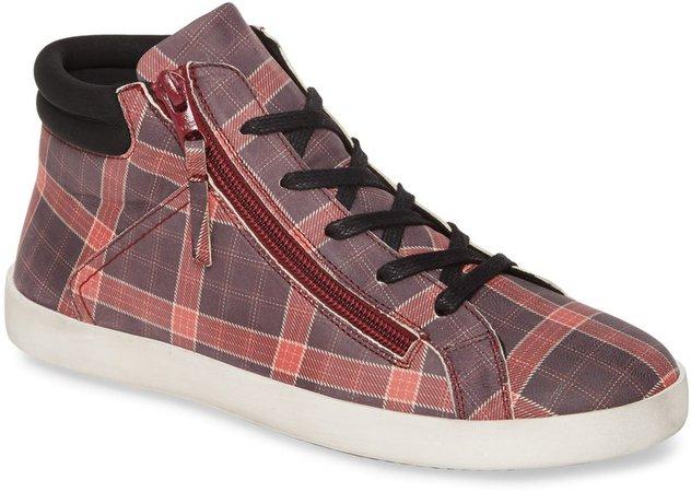 Vaper High Top Sneaker