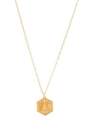 Tour De Eiffel Necklace