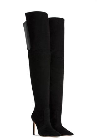 The Emma Over the Knee Boot