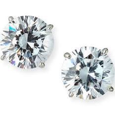 diamond studs - Google Search