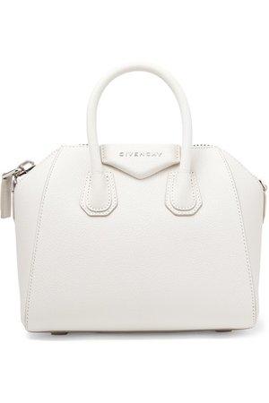 Givenchy   Antigona mini textured-leather tote   NET-A-PORTER.COM