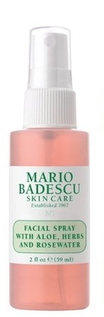 mario badescu rose water spray travel size mini