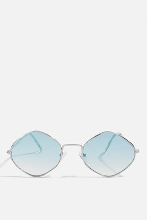 Blue Sunglasses | Bags & Accessories | Topshop