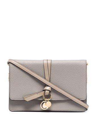 Chloé Alphabet Leather Crossbody Bag - Farfetch
