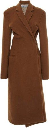 Acne Studios Onorata Oversized Wool Coat