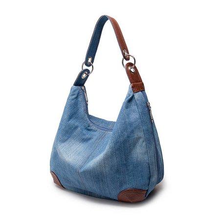 denim purse - Google Search