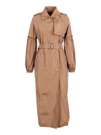 Max Mara sabrina Polyester Trench Coat