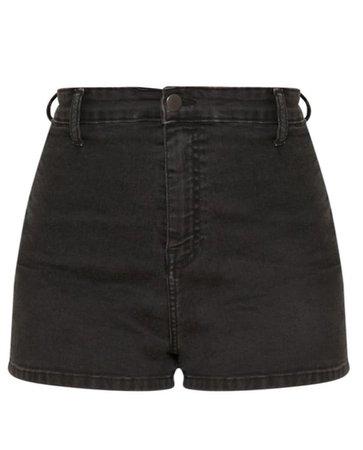 plt black shorts
