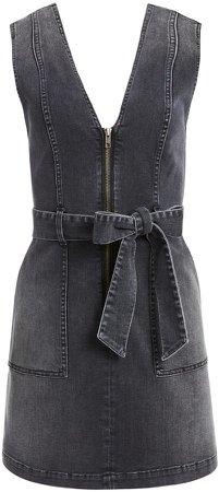 Gorgeous V-Neck Mini Dress