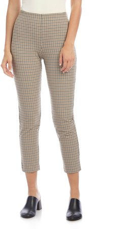 Piper Plaid Ankle Pants