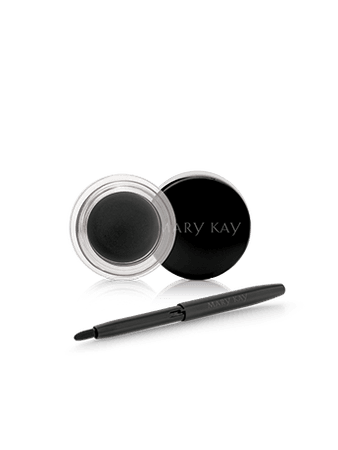 Mary Kay® Gel Eyeliner With Expandable Brush Applicator | Jet Black