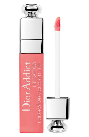 Dior Addict Lip Tattoo Long-Wearing Color Tint | Nordstrom