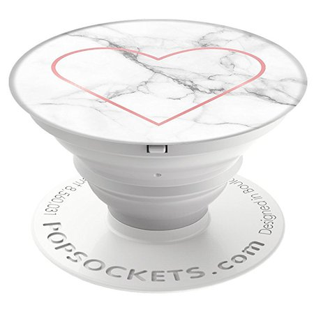 PopSockets: Collapsible Grip & Stand for Phones and Tablets - Stony Heart