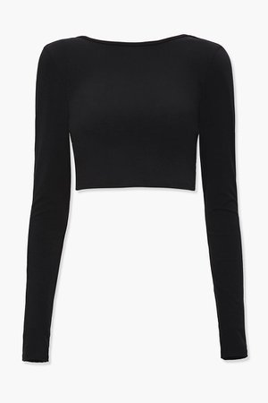 Lace-Back Crop Top | Forever 21