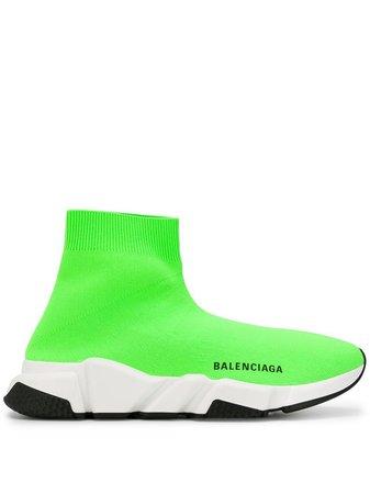 Balenciaga Tenis Estilo Calcetín Speed - Farfetch