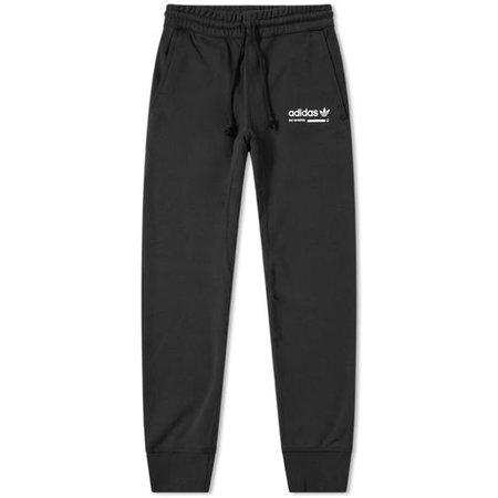 Adidas Kaval Sweat Pant Black 1