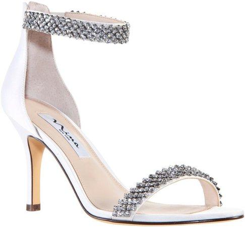 Vauna Ankle Strap Sandal