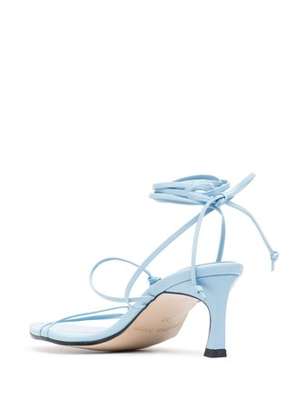 Reike Nen Exclusive Knot Pointed Sandals - Farfetch