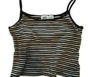 stripe top
