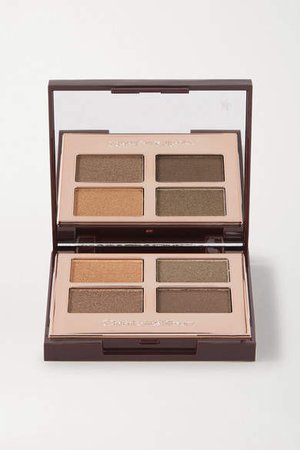 Luxury Palette Eyeshadow Quad - The Rebel