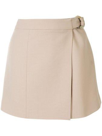 Anna Quan Xanthe Tailored Mini Skirt - Farfetch