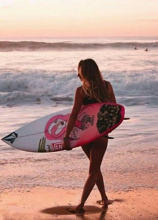 surfer girl aesthetic summer