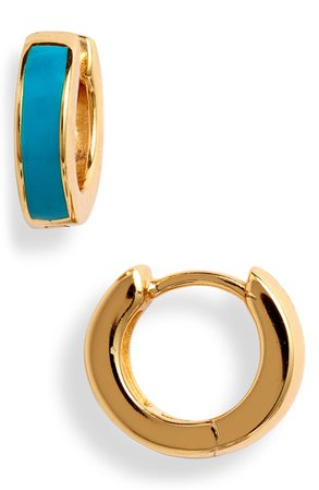 Argento Vivo Huggie Hoop Earrings | Nordstrom