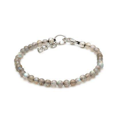 Labradorite Gemstone Bracelet | Mystic Self LLC