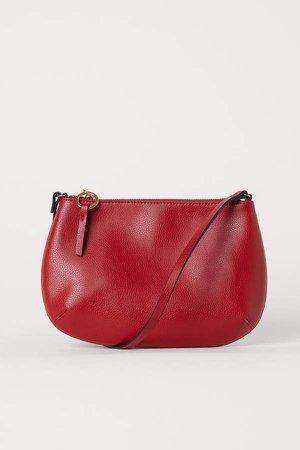 Small Shoulder Bag - Red