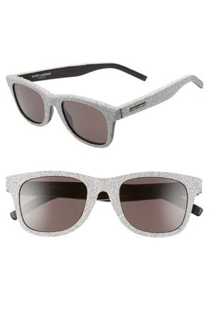 Saint Laurent 50mm Sunglasses | Nordstrom