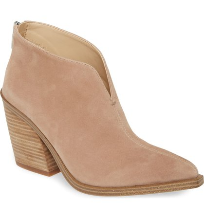 Vince Camuto Ginsel Bootie (Women) | Nordstrom