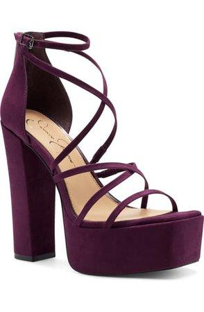 Jessica Simpson Mirelle Platform Sandal (Women)   Nordstrom