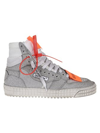Off-White Glitter Off Court Sneaker