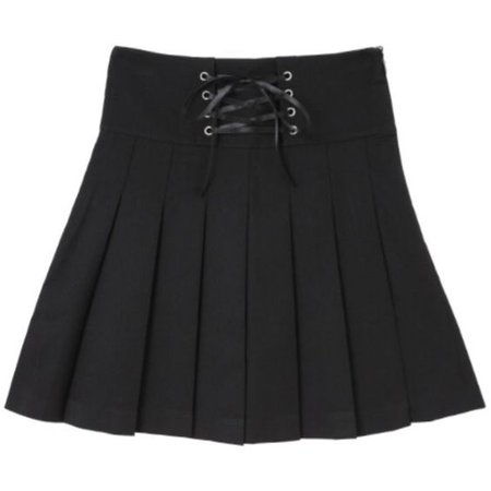 Black Skirt From BUBBLES ONLINE STORE